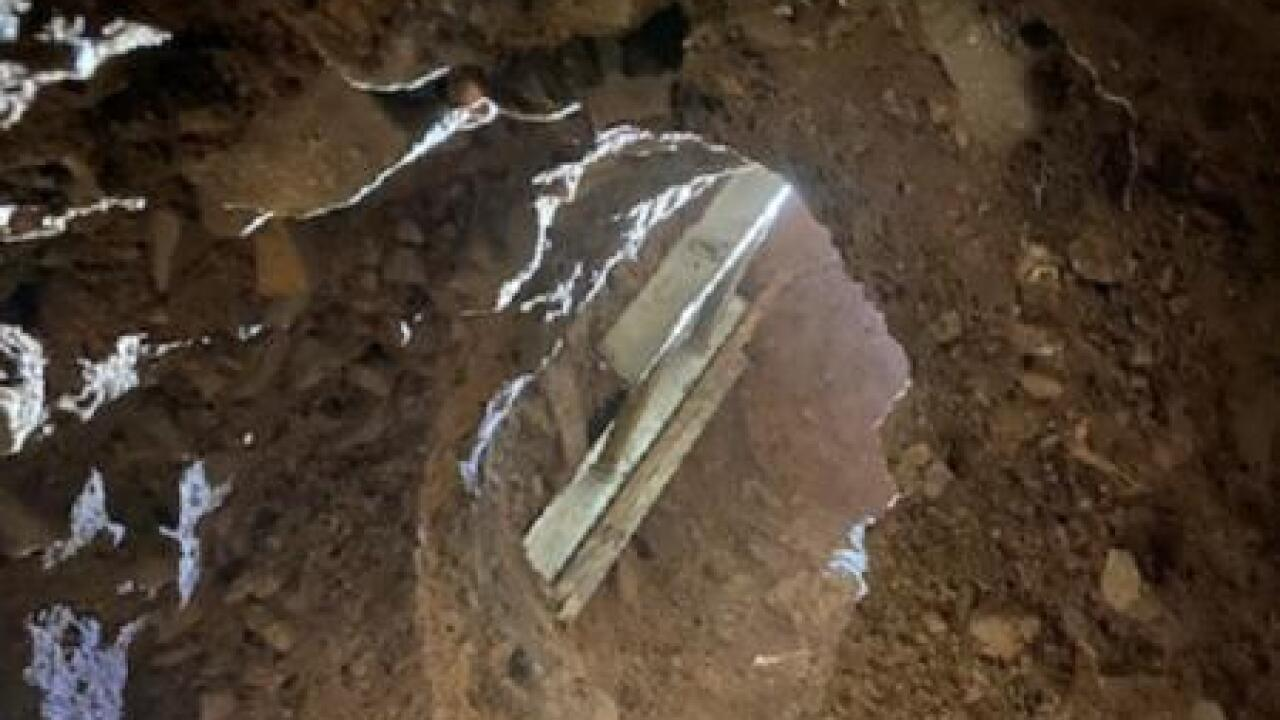 Nogales border tunnel discovered