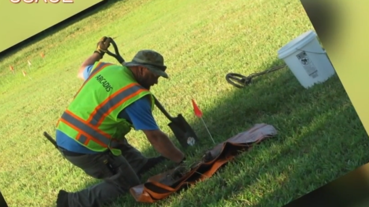 Homeowners evacuated as Corps searches for munitions in Vero Beach