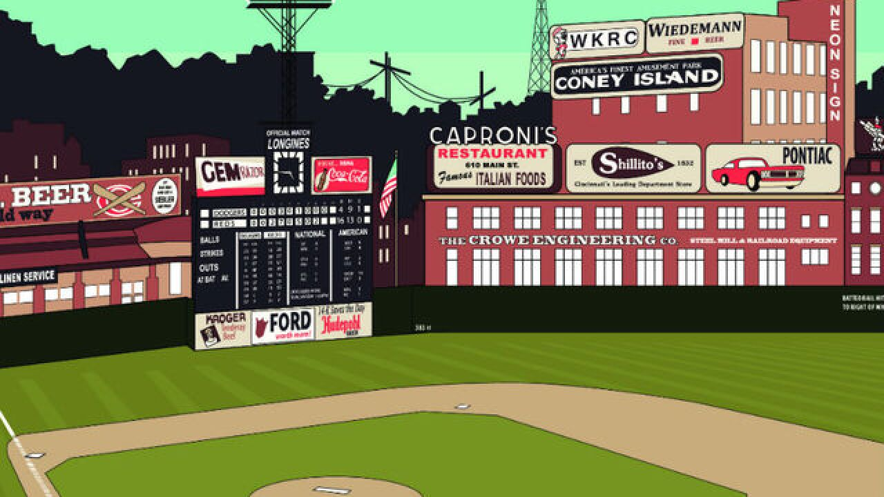COLUMN: Crosley Field deserves commemoration