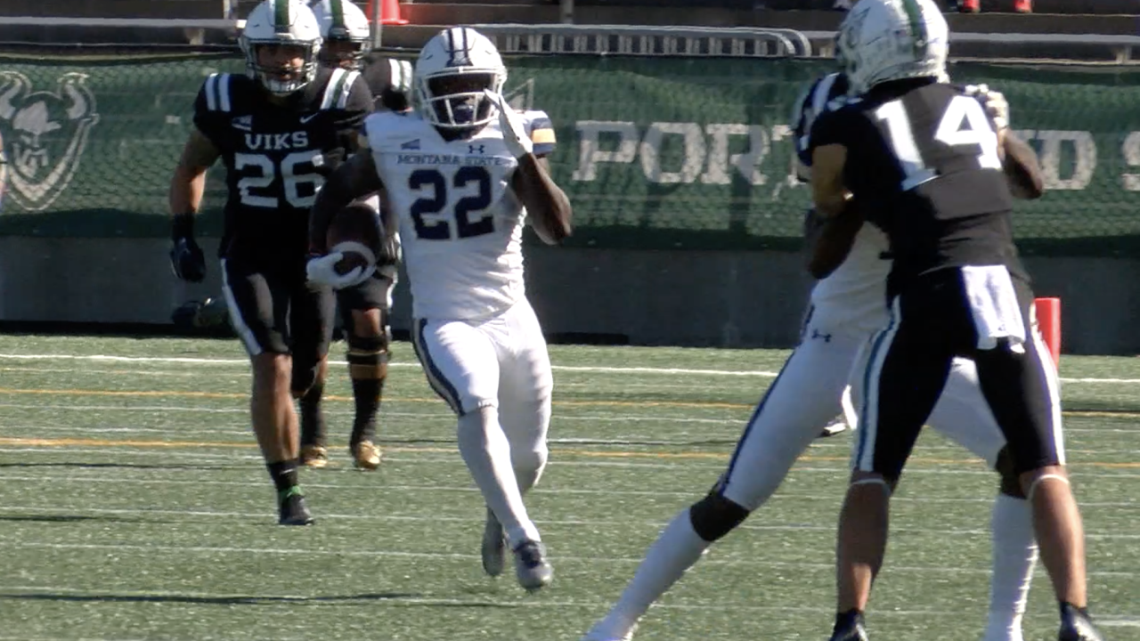 Isaiah Ifanse rushes for 217 yards against Portland State