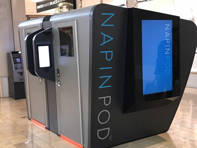 PHOTOS: NAPINPOD at Fashion Show mall
