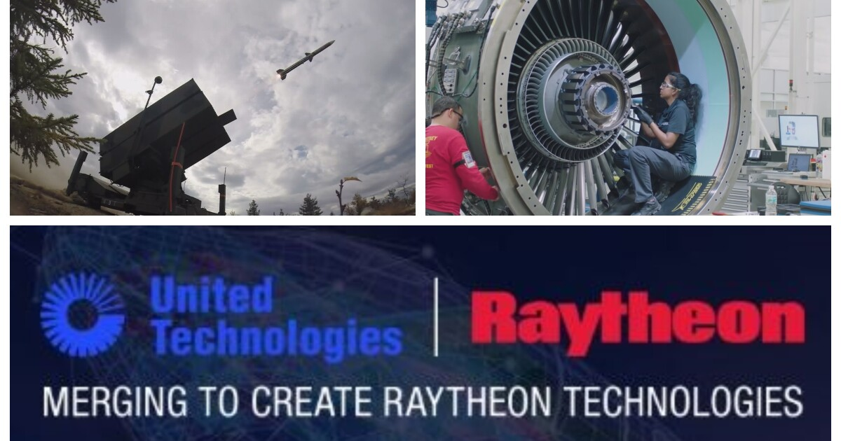 What a Raytheon merger could mean for Tucson - KGUN