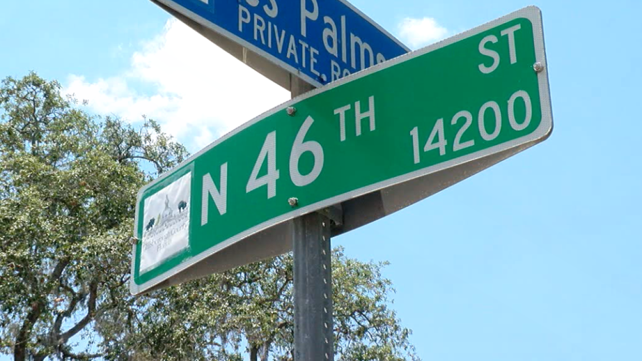46th Street Tampa