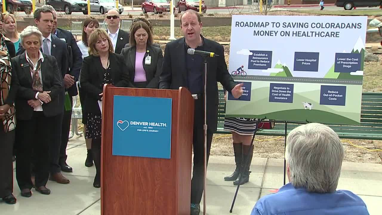 Colorado governor's office unveils roadmap for saving