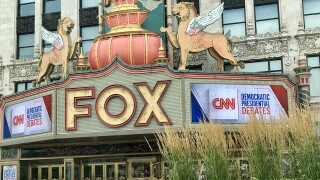 The road to the White House runs through Michigan & Detroit's historic Fox Theater