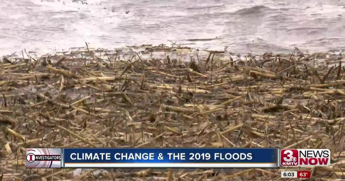 Climate change, predicting floods and the impact on people