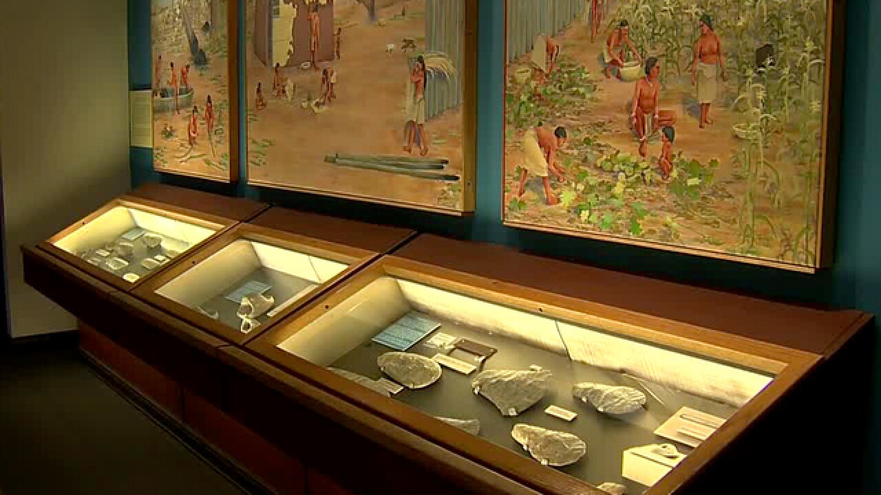 Visitors Enjoy Tennessee State Museum Before It Moves