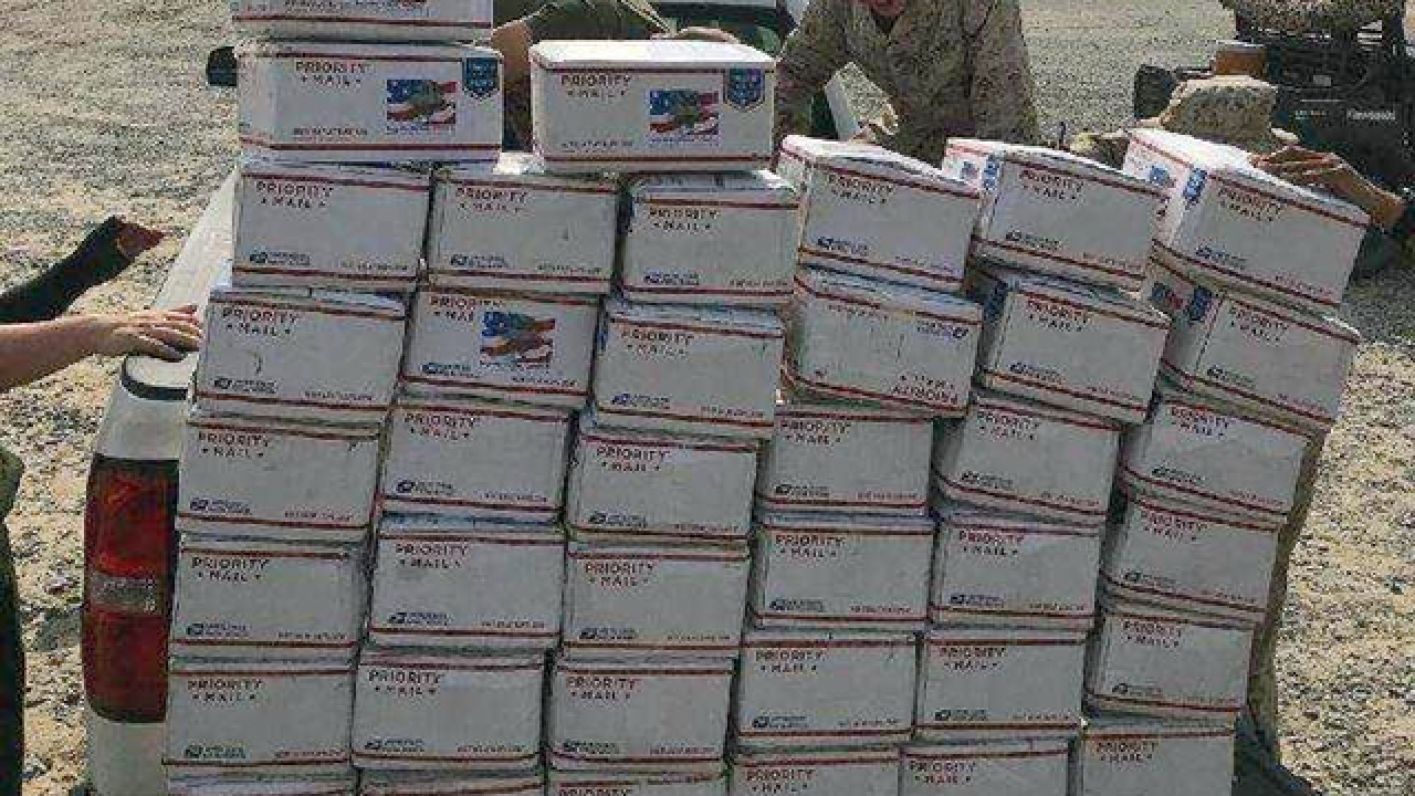 Forgotten Soldiers Outreach seeks donations to ship care packages