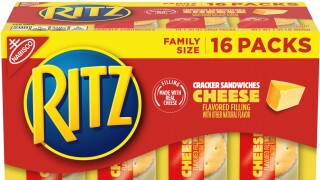 Ritz recalls some cracker sandwiches for incorrect filling