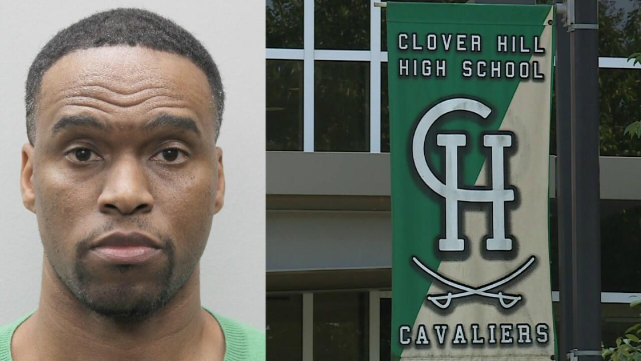 Antwon Chavis -- Clover Hill High School