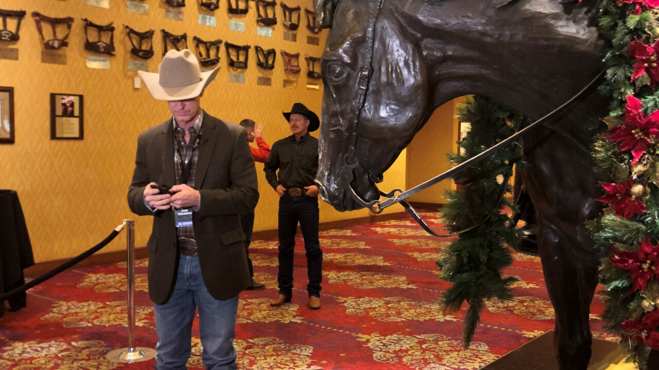 Rodeo Week Kicks Off At South Point Hotel Casino With Gold