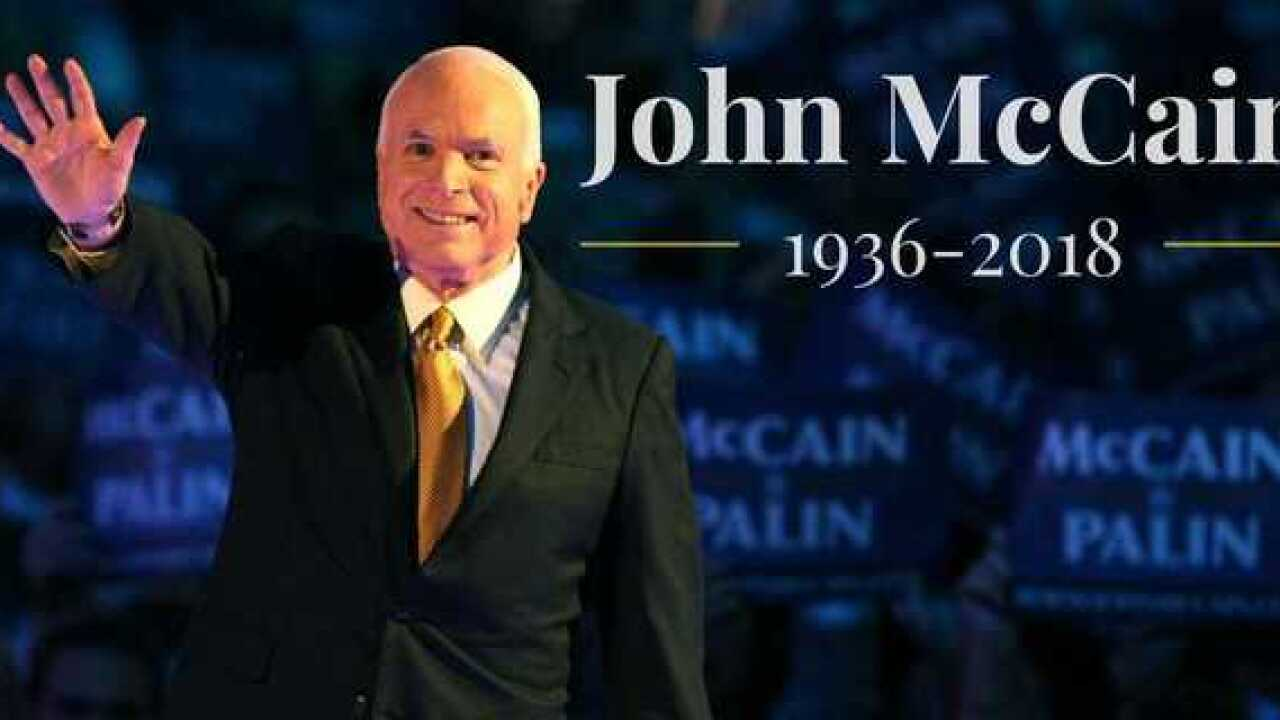 John McCain Passes Away At Age 81