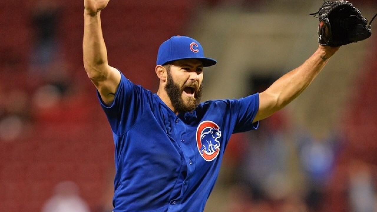 Ouch: Reds fall to Cubs 16-0 in no-hitter