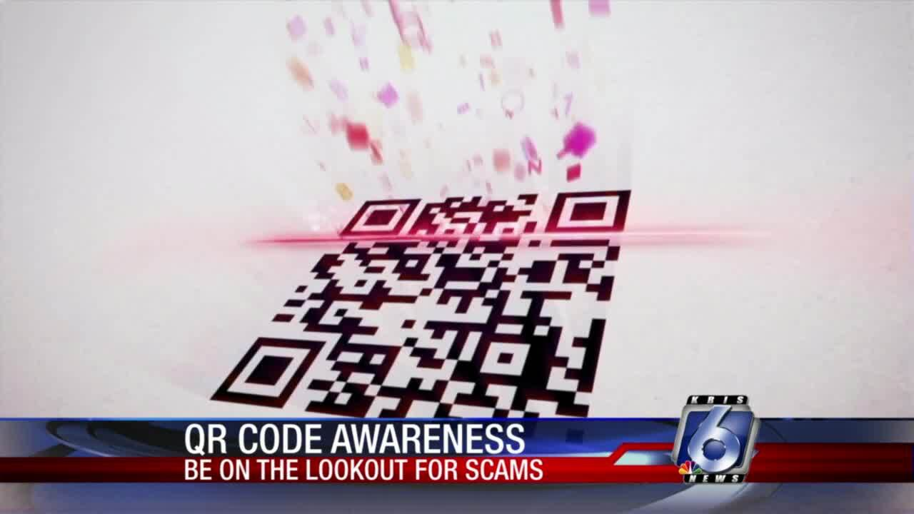 The Better Business Bureau's Scam Alert for fraudulent QR codes