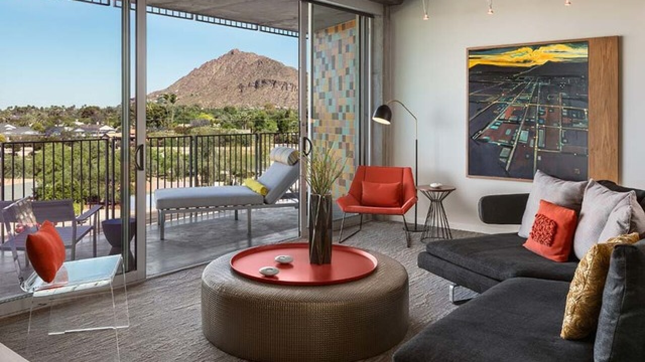 Scottsdale's Hotel Valley Ho renovates its rooms