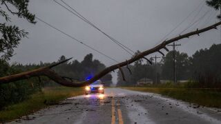 Days of flooding ahead in the Carolinas as Florence leaves at least 8 dead