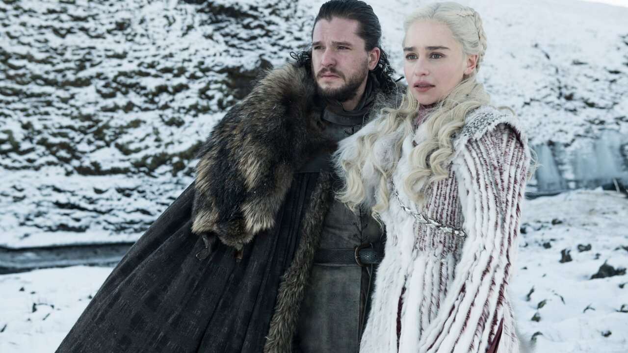 HBO's apparently working on three 'Game of Thrones' spinoffs, says George R. R. Martin