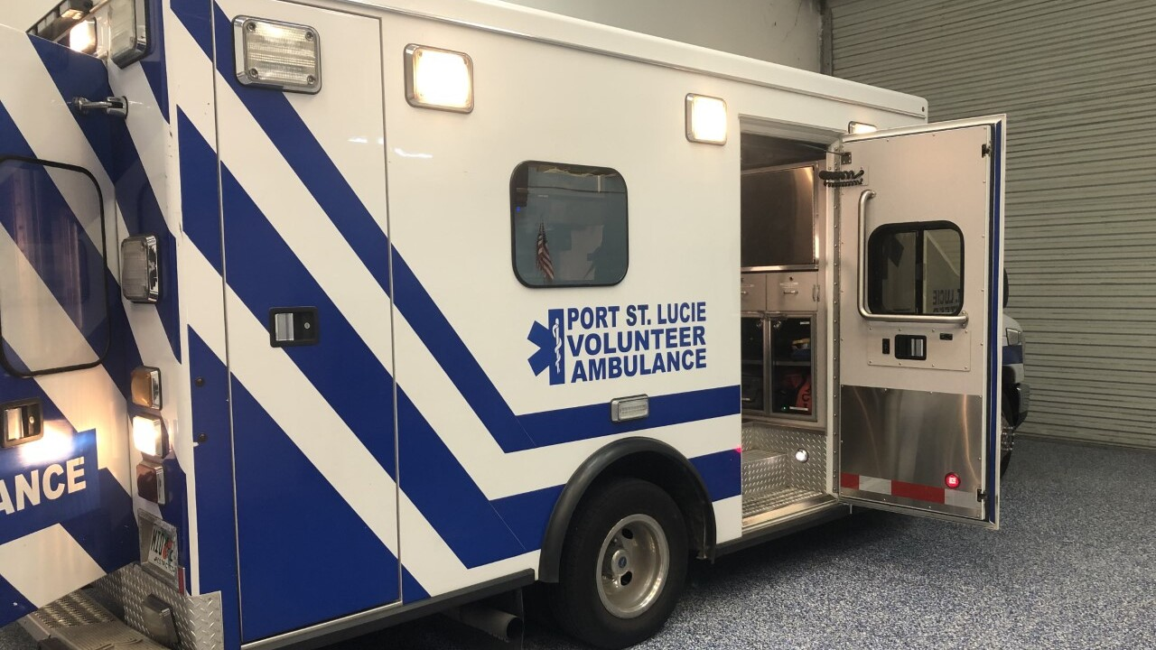 The Port St. Lucie Volunteer Ambulance Service on Oct. 4, 2021.jpg