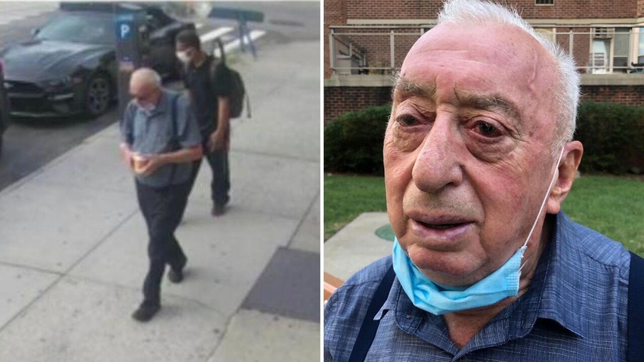 84-year-old Queens veteran fights of mugger