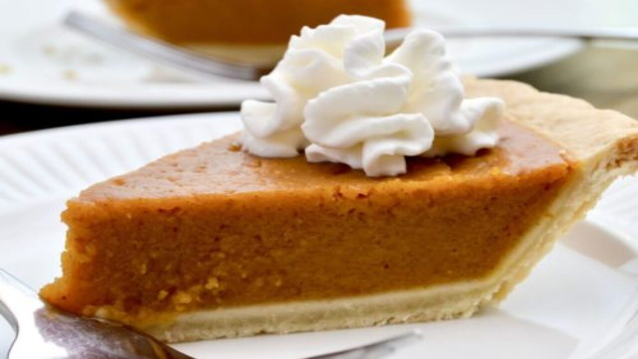 Costco's Beloved Pumpkin Pie Is Already Back In Stores And People Are So Excited
