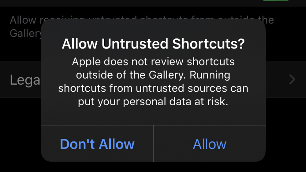 untrusted