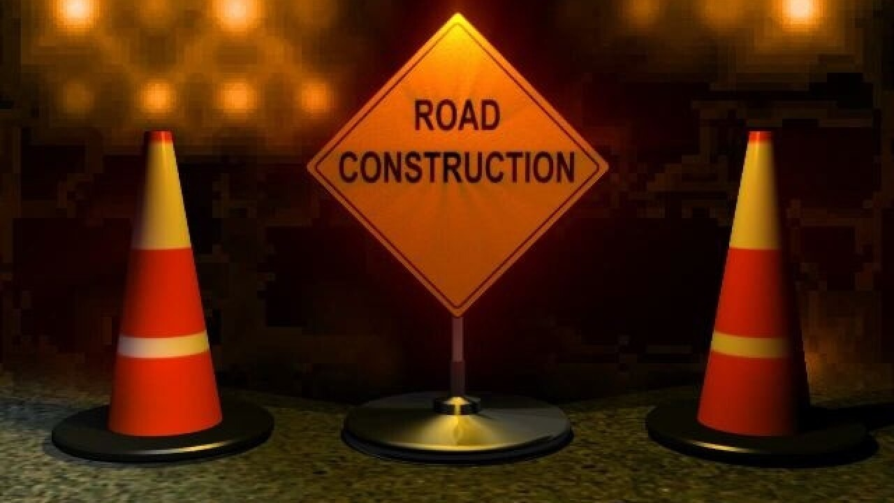 Lane restrictions near Vegas, Rancho on Friday due to water pipeline repair
