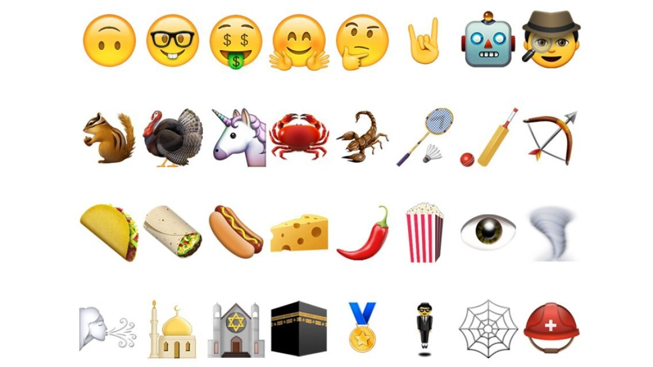 You asked, Apple delivers; Taco, Sherlock and middle finger emojis coming to iPhone