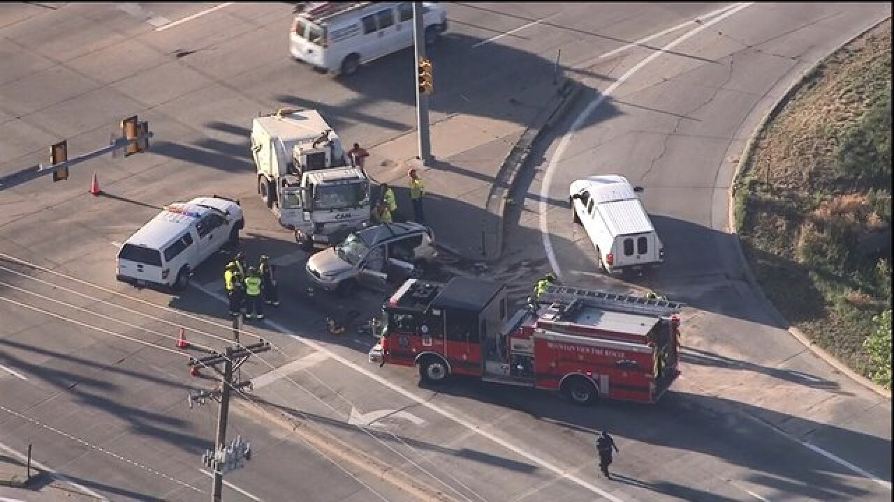 Fatal crash closes EB Highway 52 near intersection with