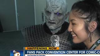 With fewer celebrities, smaller artists and cosplayers shine at Comic Con