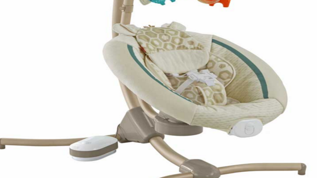 Faulty Peg Spurs Fisher Price Baby Swing Recall
