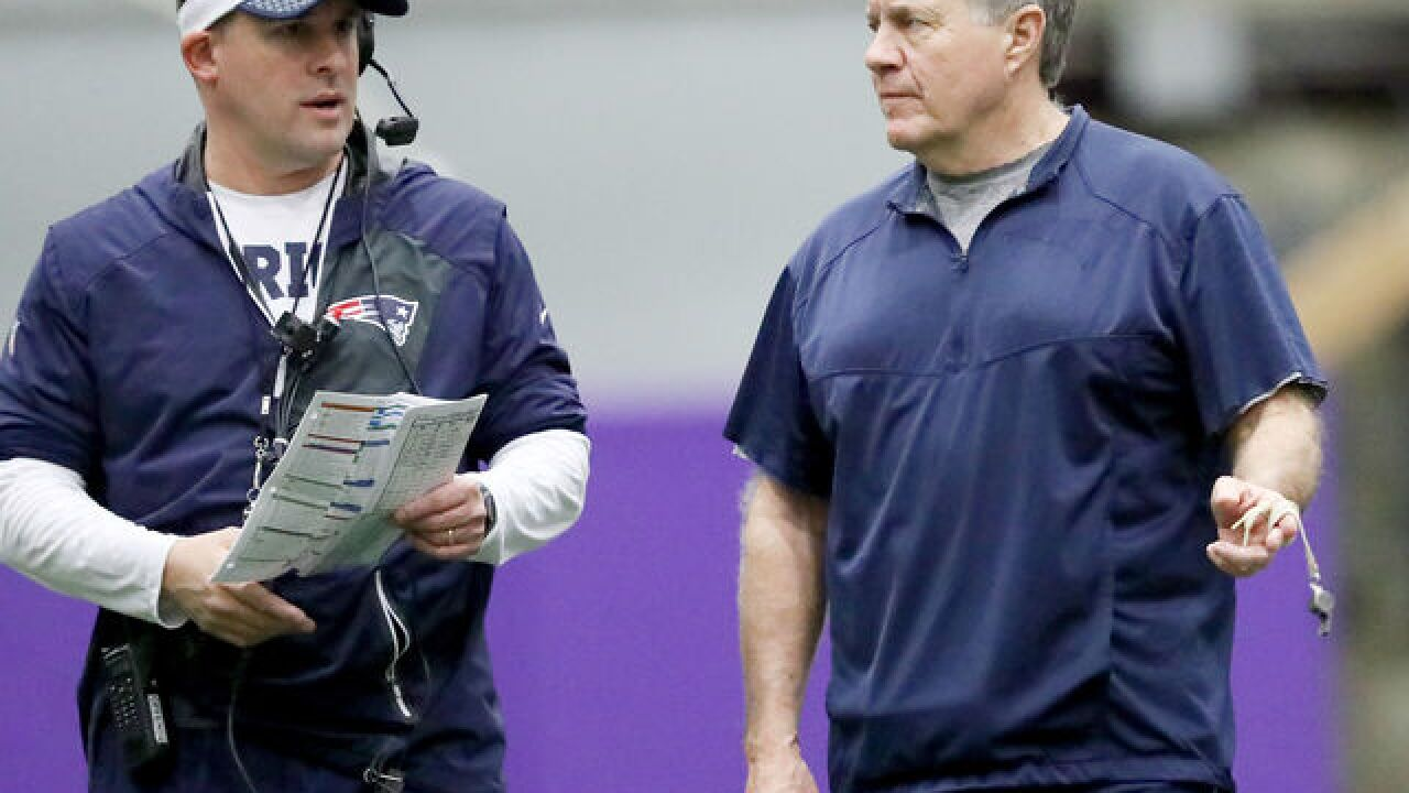 Report: Josh McDaniels may not leave Patriots for Colts after all
