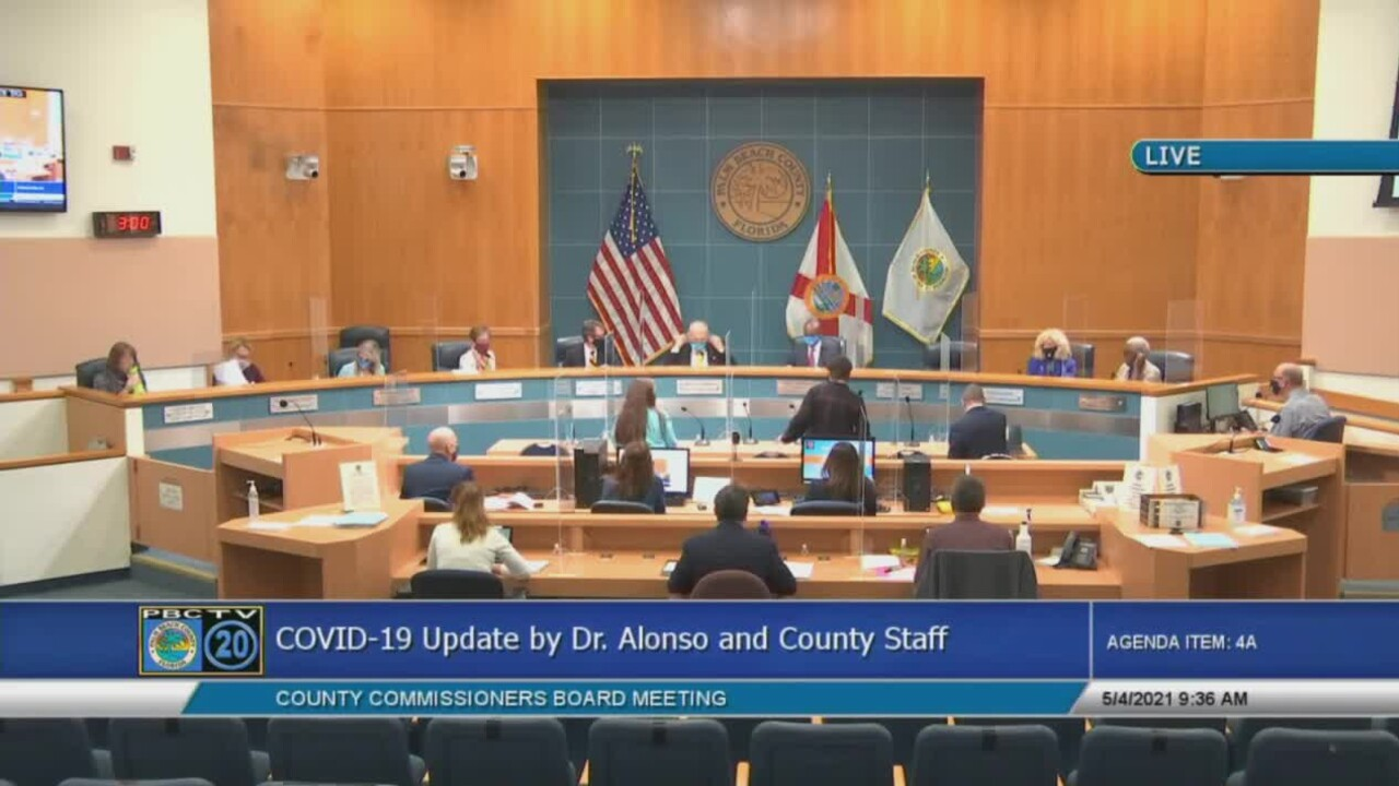 Palm Beach County commissioners meet on May 4, 2021.jpg