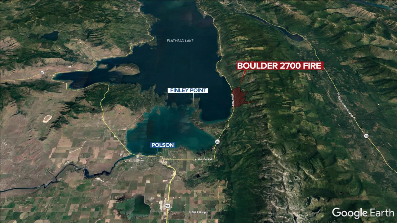 Boulder 2700 fire map