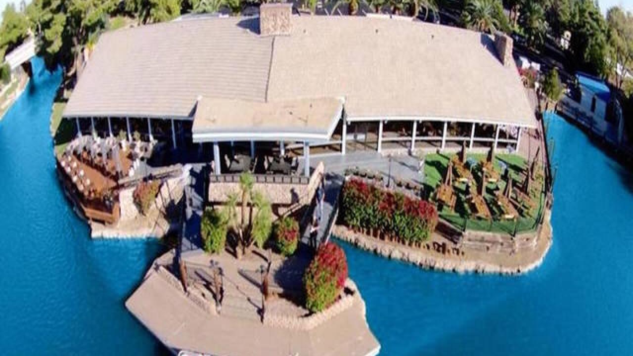 WATERFRONT DINING! 5 Water restaurants in AZ