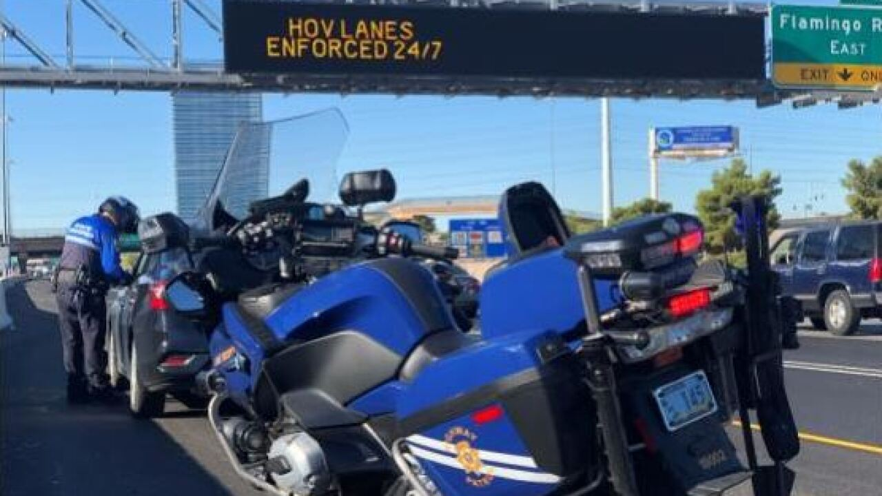 Over 500 People Cited For Breaking New Hov Lane Rules