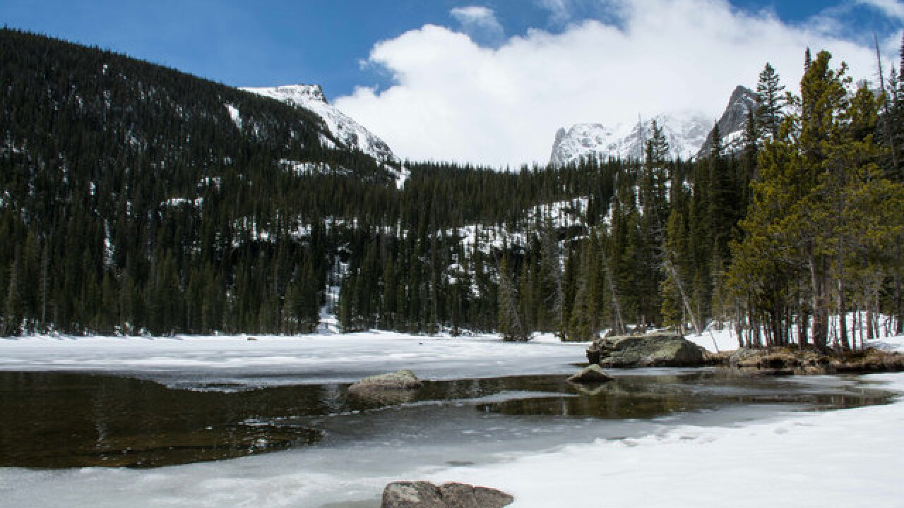 Free admission to Rocky Mt Natl Park next week