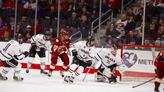 Audio: UNO Hockey HC Mike Gabinet