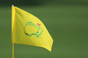 One month 'til TheMasters