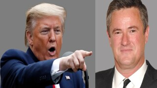 'Did he get away with murder?' Trump says of MSNBC's Joe Scarborough