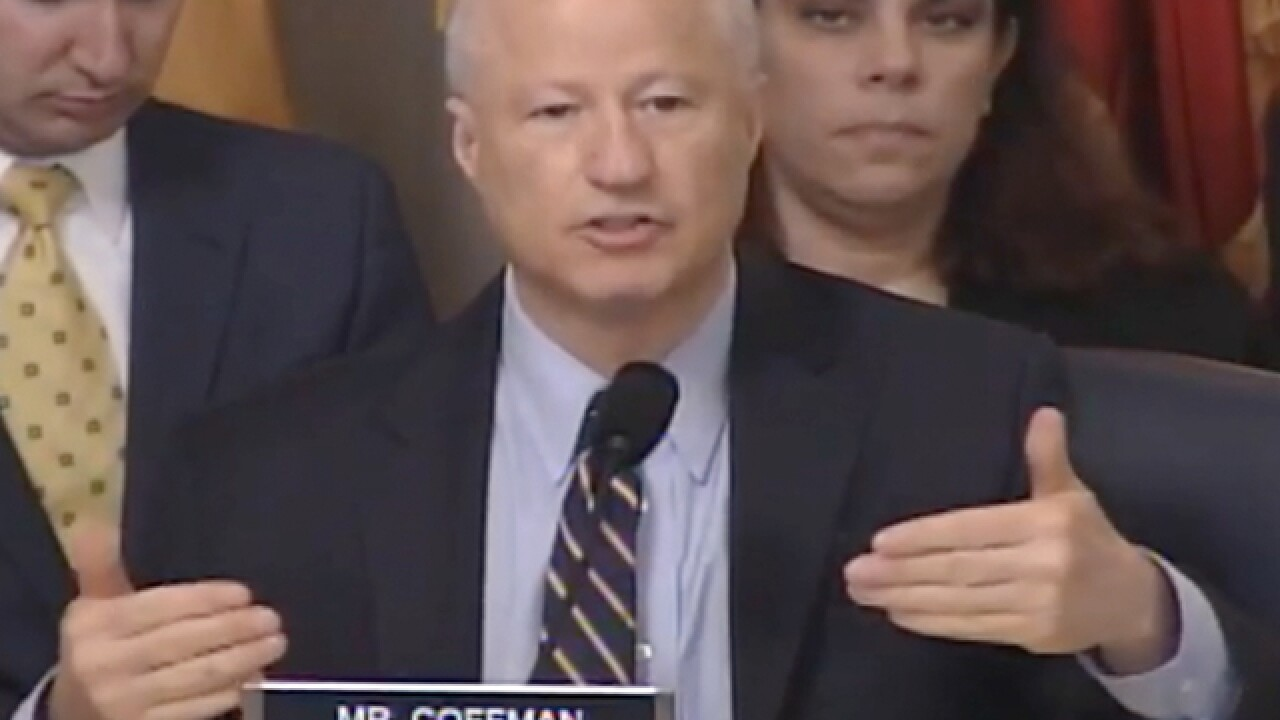 Rep. Mike Coffman calls for VA secretary to resign after report finds he misused taxpayer money