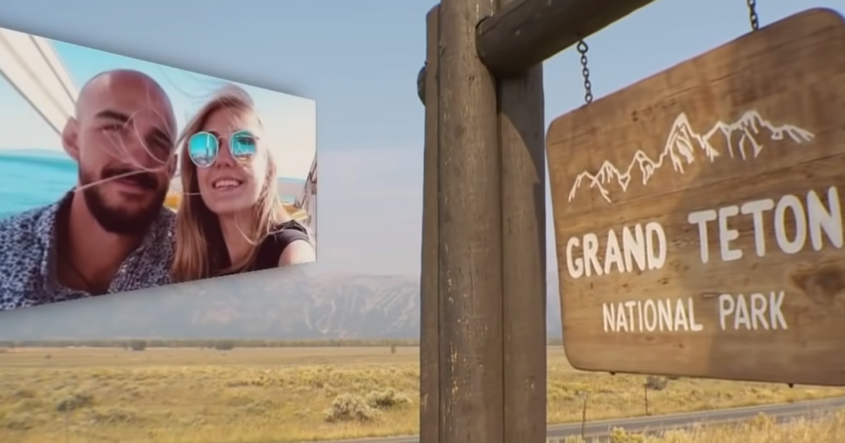 Gabby Petito disappearance: TikTok user claims she picked up Brian Laundrie hiking alone in Grand Teton National Park