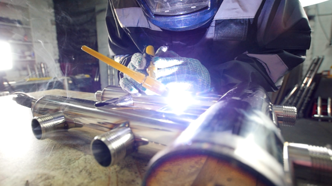 Welders needed: Industry actively recruiting despite ongoing pandemic