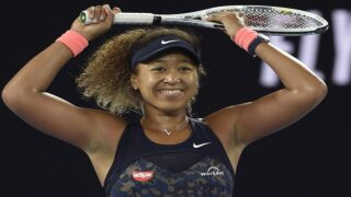 Naomi Osaka Is The First Black Female Athlete On The Sports Illustrated Swimsuit Cover