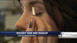 DOUGLAS J AVEDA: Holiday Hair And Makeup