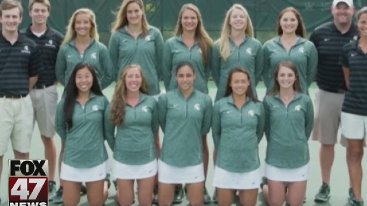 Spartan women's tennis team robbed in Chicago