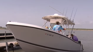 Boaters enjoying 4th of July weekend