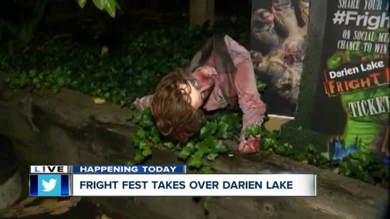 Six Flags coffin challenge comes to Darien Lake