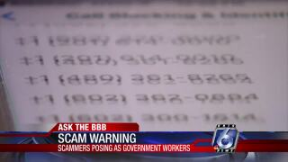 BBB warns of new consumer scam