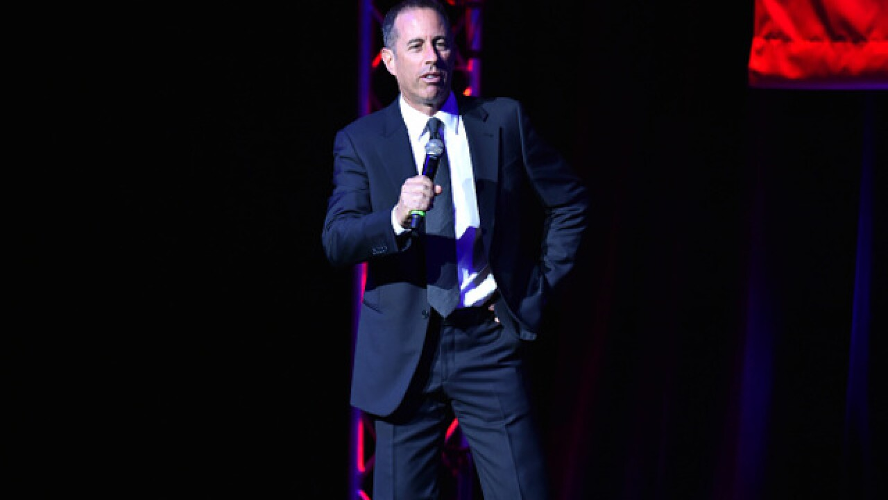 Jerry Seinfeld to bring his stand-up routine to Indianapolis in October