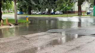 Missoula Street Flooding